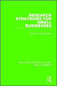 Research Strategies for Small Businesses