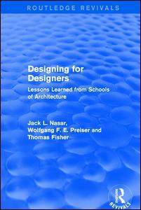 Designing for Designers (Routledge Revivals)