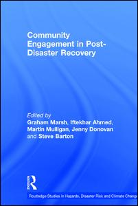 Community Engagement in Post-Disaster Recovery