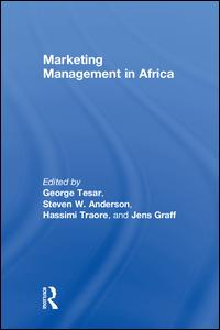 Marketing Management in Africa