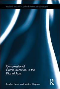 Congressional Communication in the Digital Age