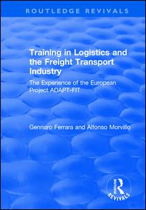 Training in Logistics and the Freight Transport Industry