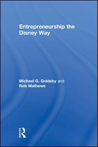 Entrepreneurship the Disney Way