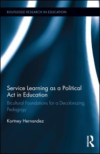 Service Learning as a Political Act in Education