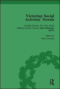 Victorian Social Activists' Novels Vol 1