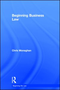 Beginning Business Law