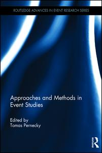 Approaches and Methods in Event Studies