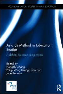 Asia as Method in Education Studies