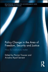 Policy change in the Area of Freedom, Security and Justice