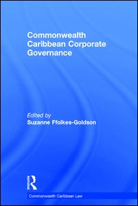 Commonwealth Caribbean Corporate Governance