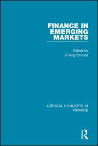 Finance in Emerging Markets