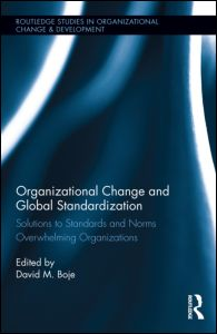 Organizational Change and Global Standardization
