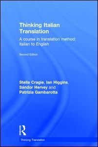 Thinking Italian Translation