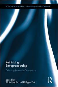 Rethinking Entrepreneurship