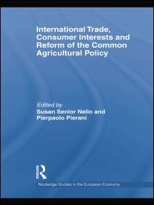 International Trade, Consumer Interests and Reform of the Common Agricultural Policy