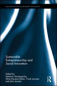 Sustainable Entrepreneurship and Social Innovation