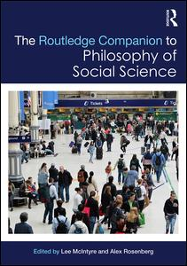 The Routledge Companion to Philosophy of Social Science