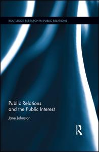 Public Relations and the Public Interest
