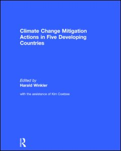 Climate Change Mitigation Actions in Five Developing Countries