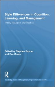 Style Differences in Cognition, Learning, and Management