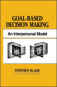 Goal-based Decision Making