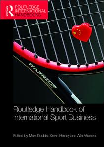 Routledge Handbook of International Sport Business
