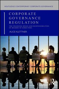 Corporate Governance Regulation
