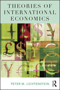 Theories of International Economics
