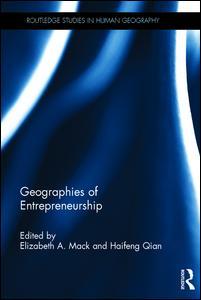 Geographies of Entrepreneurship