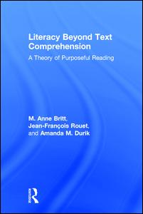 Literacy Beyond Text Comprehension