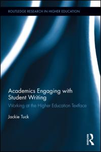 Academics Engaging with Student Writing