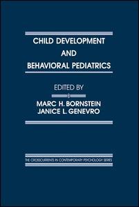 Child Development and Behavioral Pediatrics