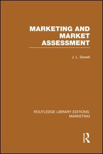 Marketing and Marketing Assessment (RLE Marketing)