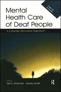 Mental Health Care of Deaf People