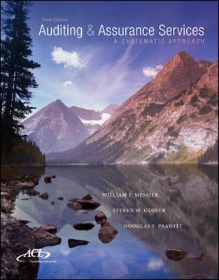 MP Auditing & Assurance Services w/ ACL Software CD-ROM