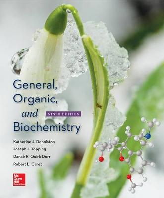 Student Study Guide/Solutions Manual For General Organic And Biochemistry