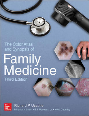 The Color Atlas and Synopsis of Family Medicine, 3rd Edition