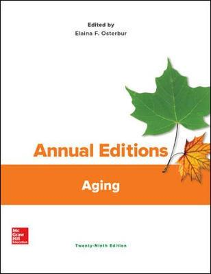 Annual Editions: Aging