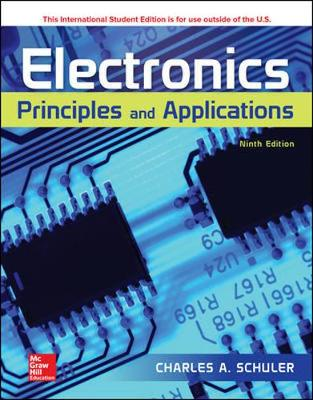 ISE Electronics: Principles and Applications