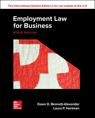 ISE Employment Law for Business