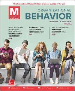 ISE M: Organizational Behavior