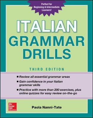 Italian Grammar Drills, Third Edition