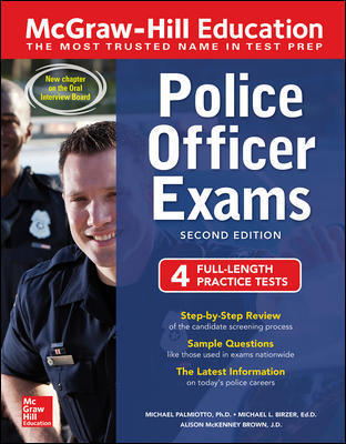 McGraw-Hill Education Police Officer Exams, Second Edition