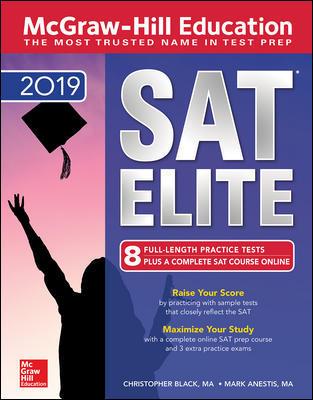 McGraw-Hill Education Sat 2019 Cross-Platform Prep Course