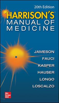 Harrisons Manual of Medicine, 20th Edition