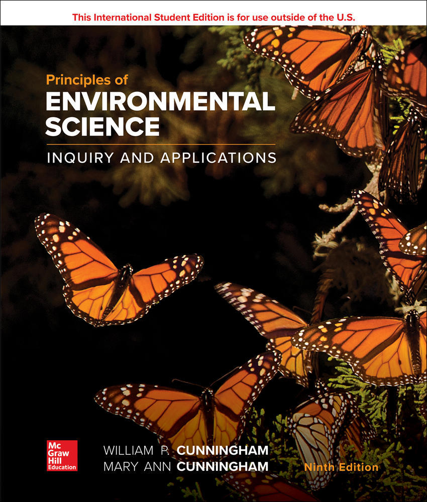 ISE Principles of Environmental Science