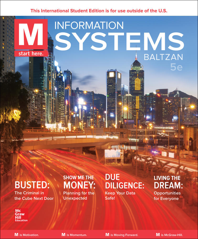 ISE M: Information Systems