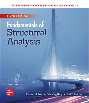 ISE Fundamentals of Structural Analysis