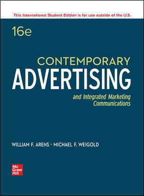 ISE Contemporary Advertising