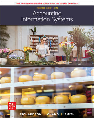 ISE Accounting Information Systems